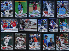 2017 Topps Update Series Baseball Cards Complete Your Set Pick From List 51-300