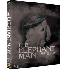 "MOVIE ""The Elephant Man""Blu-ray /REGION All/"