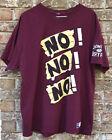 Daniel Bryan No! No! No! WWE 2011 Men XL T-Shirt Danielson AEW American Dragon