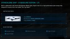 STAR Citizen-spedizione AUTONOMA-X1 edizione di riferimento-LTI