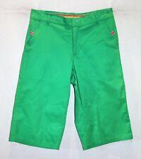 STARLET Brand Green Side Pocket Long Shorts Size 8 BNWT #TH56