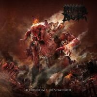MORBID ANGEL - KINGDOMS DISDAINED (LIMITED DELUXE EDITION)   CD NEW!