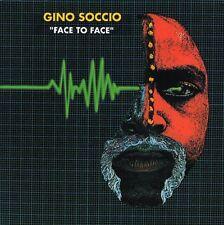 Gino Soccio - Face to Face [New CD]