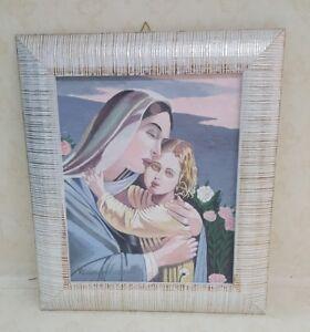 idea regalo,capoletto,quadro d autore complemento d arredoarte sacra,Madonna