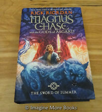 Sword of Summer by Rick Riordan ~ Magnus Chase and the Gods of Asgard #1 ~ HC