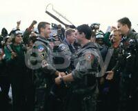 Top Gun (1986) Tom Cruise, Rick Rossovich 10x8 Photo