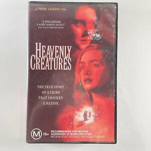 Heavenly Creatures VHS RARE Peter Jackson film