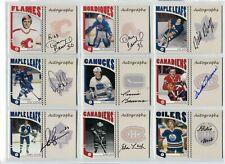 2004-05 ITG Franchises Canadian Autographs  #DD Dick Duff  Set Break