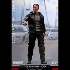 -=] HOT TOYS - Terminator Genisys T-800 Guardian Movie Masterpiece [=-AL COSTO!