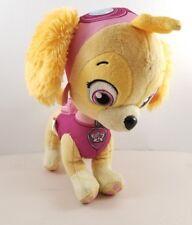 "Paw Patrol Skye 10"" Plush Pup Pals Girl Puppy Dog Sky Stuffed Animal Nickelodeon"