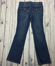 Ann Taylor Loft Stretch Boot Cut Denim Jeans Women's Size 12