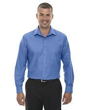 87038 - North End Men's Windsor Long-sleeve Oxford Shirt, Deep Blue(799), XLarge