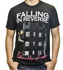 Falling in Reverse - Fashionably Late - Men's size L & XL t shirts