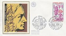 France 1980 FDC Anniversary a to Newport of Troops of Marquis of Rochamb Yt