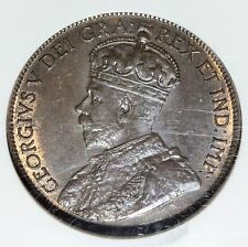1913 Canada Large One Cent Penny Coin -  NGC MS 62 BN - KM# 21