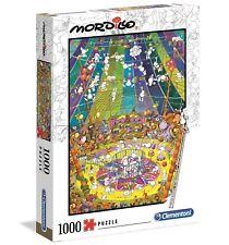 Clementoni 39536 Mordillo die Show 1000 teile Puzzle