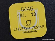 Vintage Universal Geneve Cal. 10 Set Bridge Screws Part # 5445