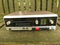 1972 8 Track Tape Deck Player Recorder Lafayette Radio Electronics RK- 890A.
