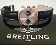 Rar: vintage breitling top Time chronograph eta Valjoux 7730 swiss made-top!