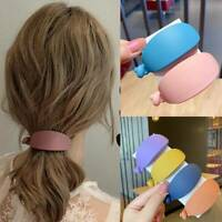 Women's Fashion Banana Clip Hairpin Clips Catch Girl Ponytail Hair Accessory New