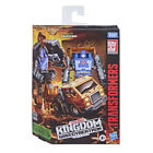 Transformers Generations War for Cybertron: Kingdom Deluxe WFC-K16 Huffer