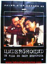UNDERGROUND Affiche Cinéma, Movie Poster EMIR KUSTURICA