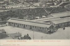 VENEZUELA CARACAS ESTACION DEL FERROCARRIL DE LA GUAYRA GATHMANN HNOS 05533