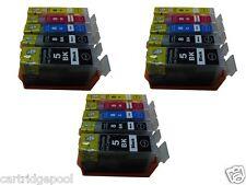 15 PGI-5 CLI-8 ink cartridge for canon ip4500 ip5200