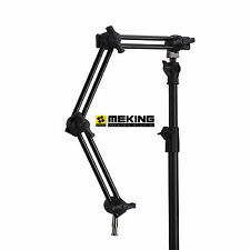 Large Adjustable Friction Power Articulating Magic Arm for DSLR Camera Flash