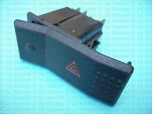 Wartburg 1,3 Schalter für Warnblinkanlage Warnblinkschalter original IFA