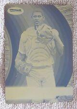 Gary Sanchez 2012 Bowman Yellow Printing Plate #1/1 New York Yankees