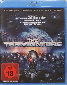 The Terminators, Erbaut, um die Menschheit zu schützen., FSK18,  BluRay, 18046
