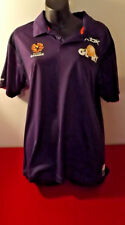 PERTH GLORY SUPPORTERS RBK POLO SHIRT IN GREAT CONDITION SIZE M