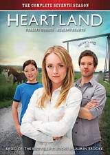 Heartland (2007) - Season 07, Good DVD, Graham Wardle, Michelle Morgan, Shaun Jo