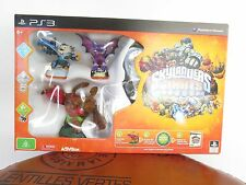 SKYLANDERS GIANTS PS3, JET-VAC CYNDER TREE REX, UNOPENED MINT IN BOX.