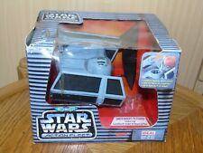 Micro Machines Star Wars Action Fleet Darth Vader's TIE Fighter mit EU Box