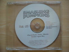 THE SMASHING PUMPKINS – ''CHERUB ROCK-TODAY-DISARM- ROCKET-SPACE BOY''. PROMO CD