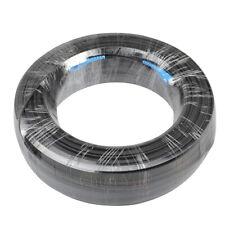 100M FTTH Fiber Optic Drop Cable Patch Cord SC to SC Simplex Singlemode Jumper