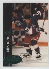 1992-93 Parkhurst Emerald Ice Kris King #442