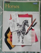 Horses ~ Walter Foster - Learn to Draw Step by Step