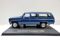 New 1/43 Scale Diecast Car Model Chevrolet Suburban 1988 For collection