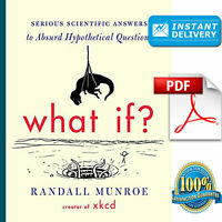 📔What If?: Serious Scientific Answers to Absurd Hypothetical Questions📔⚡(10s)⚡