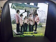 Carolina Chaparrals S/T VG+ LP CLP-1001 Top Hit: Raining in My Heart Stereo