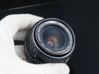 PENTAX ASAHI SMC PENTAX-M 28mm  f/3.5  Wide Angle Lens Excellent works Condition
