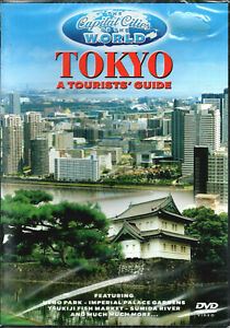 Capital Cities of the World - TOKYO: A Tourist Guide - DVD - NEW/Sealed!