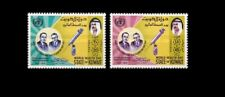 kuwait stamps 1971 World Health Day, and the 50th Anniversary of Discovery of In