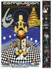 HELTER SKELTER & COMPULSION - THE METROPOLIS (CD COLLECTION) 26TH MAY 2001
