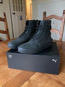 Puma XO PARALLEL Sneaker-boots, Triple Black, the Weeknd, UK9