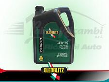 102Z5019 OLIO MOTORE OLEOBLITZ PULSAR M 15W-40 5LT