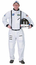 Astronaut Suit Adult Mens Costume White Career Occupation Space Aeromax 30